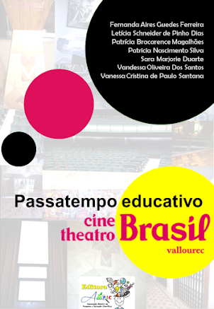 Passatempo educativo do Cine Theatro Brasil