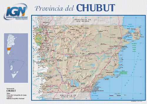 província del Chubut