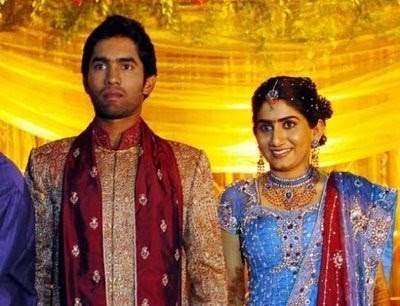 Dinesh Karthik wedding Photo