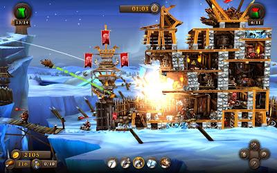 لعبة الاكشن والمغامرات CastleStorm حصريا تحميل مباشر CastleStorm+5