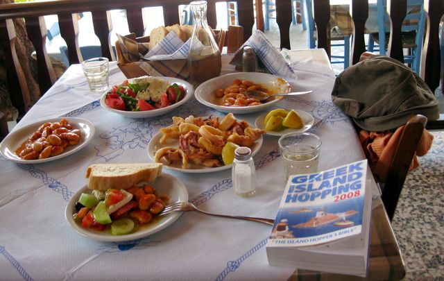 GROW FOOD slow food : Recipe: Gigantes Plaki (Greek Baked Beans)