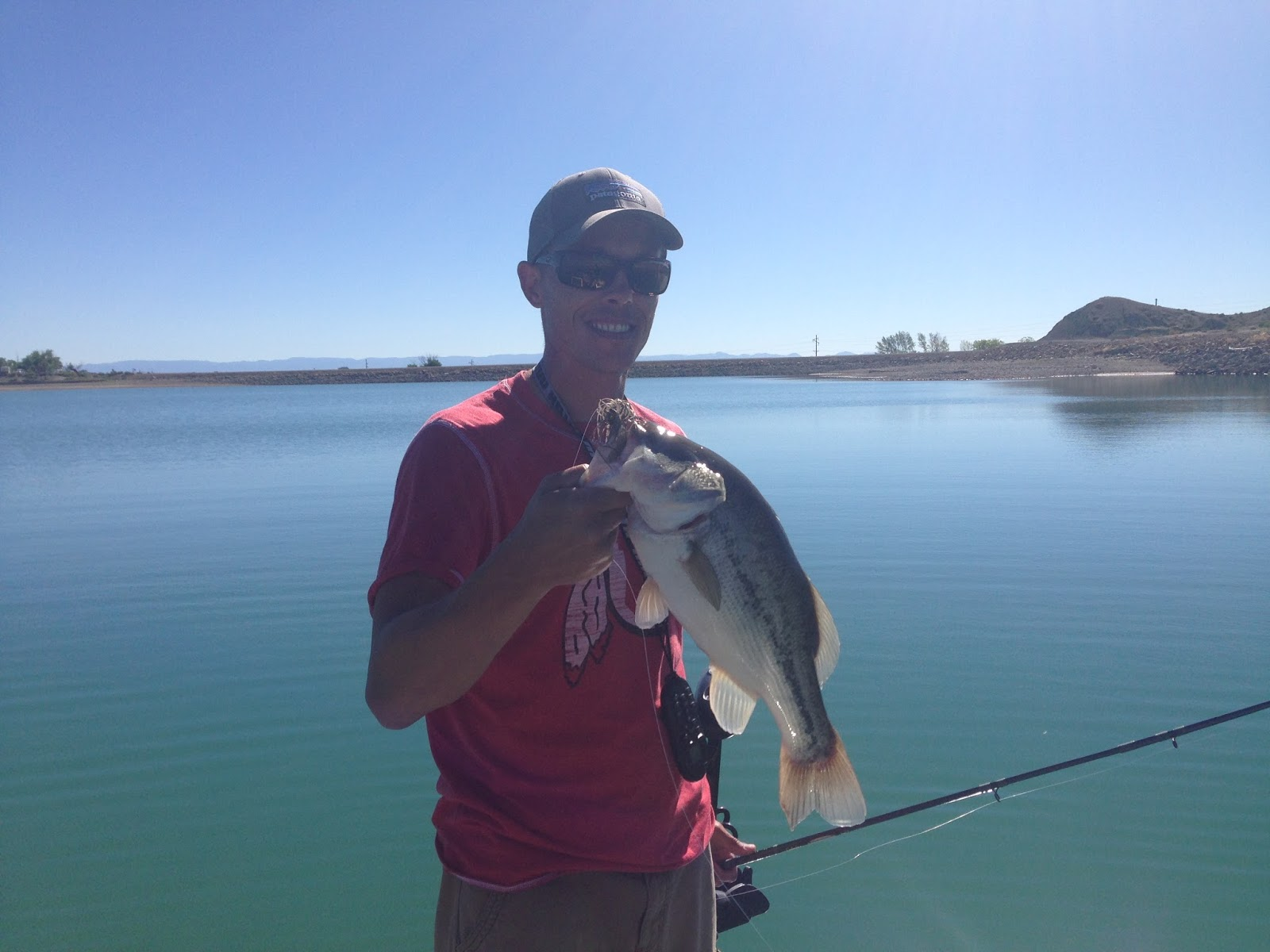 Dunc 39 s fishing adventures huntington north reservoir for Huntington lake fishing