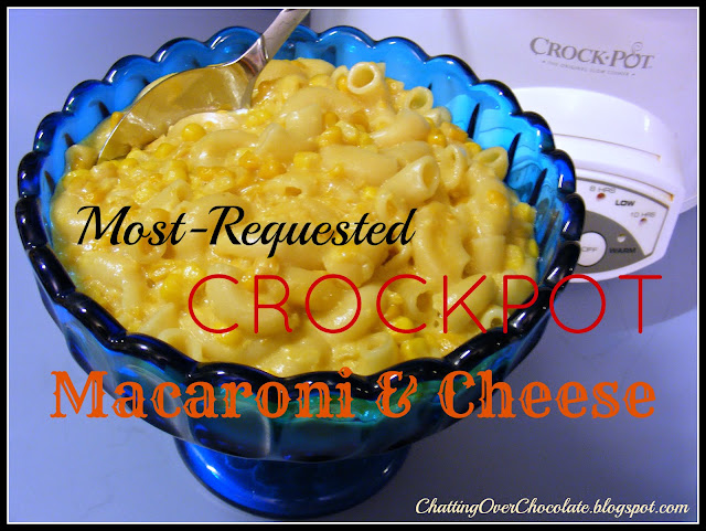 Crockpot Mac n Cheese
