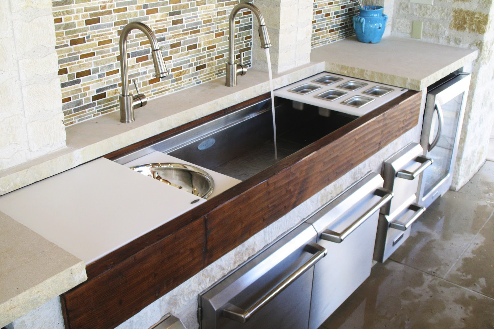 ... and Bath Specialist Sarasota, FL: Friday Kitchen Find Galley Sink