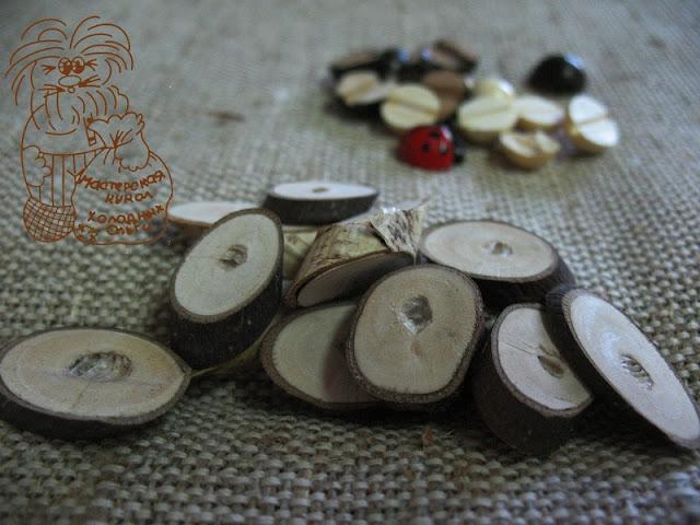 Деревянный декор от Холодных Ольги