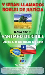 CHILE ES PARA CRISTO