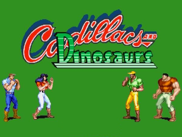 Cadillacs And Dinosaur Cadillacs And Dinosaurs Pc Game