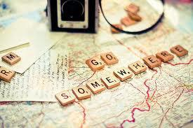 Go Somewhere -- It's always your choice where you go