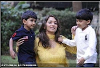 Madhuri Family