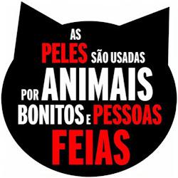 CAMPANHA CONTRA O USO DE PELES
