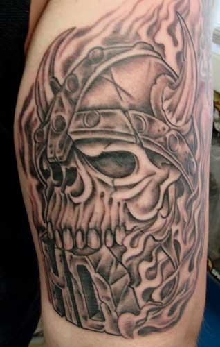 Tattoo today s viking tattoos