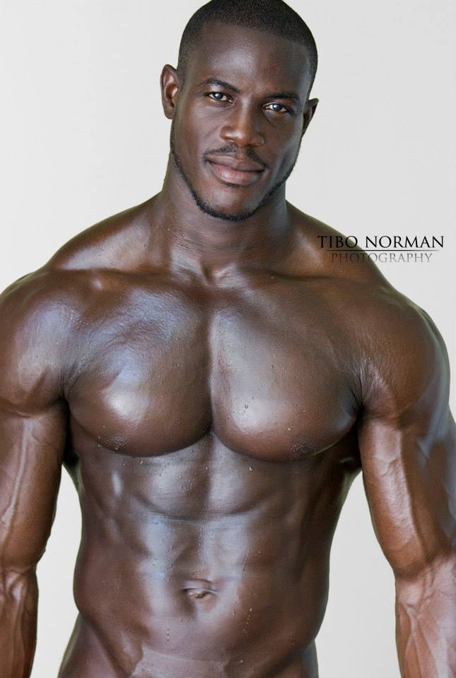 Black Bodybuilders Naked 19