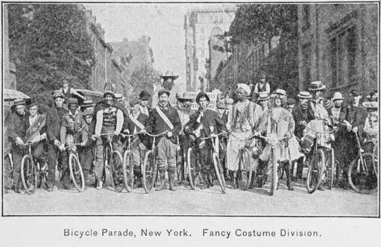 Bike Snob Nyc Blog Turn of the century New York