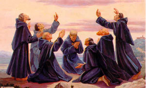The Journey of a Bishop: Seven Founders of the Order of Servites ...