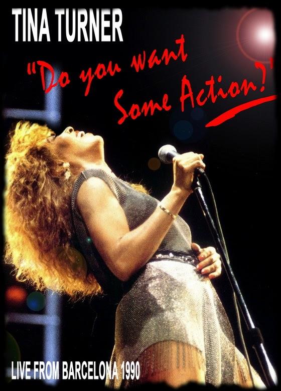 Tina Turner - Live Barcelona 1990 ... 100 minutos