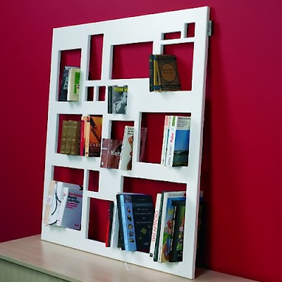 Creative Bookshelves and Unusual Bookcases (15) 1