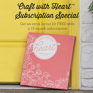 Monthly Scrapbooking Subscription - FREE kit!