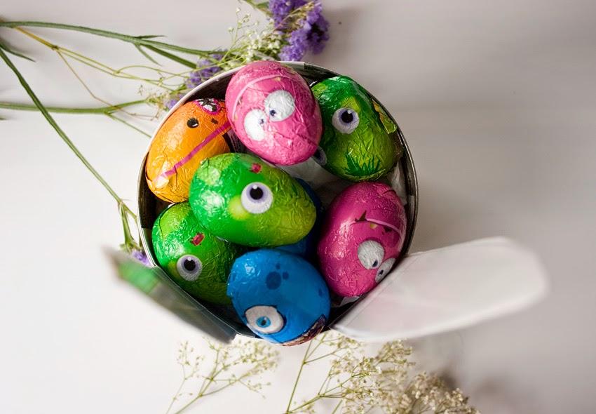 Taller de creactividad: Diy conejo para lo huevos de Pascua en una lata7