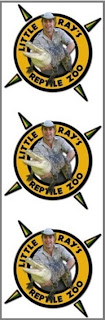 Little Ray's Reptile Giveaway