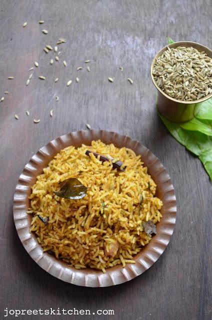 Vetrilai Poondu Saadam / Betel Leaves & Garlic Rice
