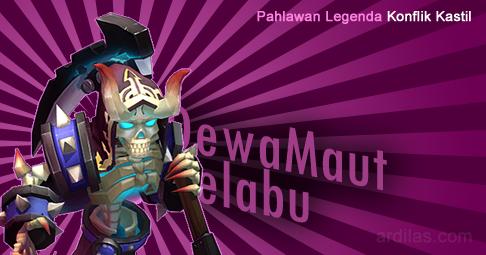 Dewa Maut Kelabu (Grizzly Reaper) - Pahlawan Legenda - Konflik Kastil