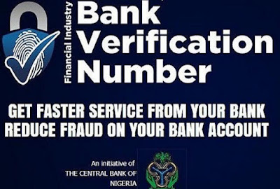 Good news! CBN extends deadline for BVN registration to October 31st