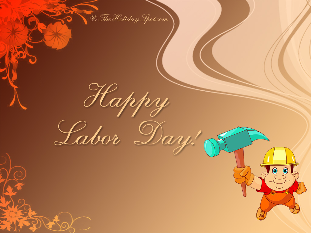 Download Free Wallpapers Happy Labor Day