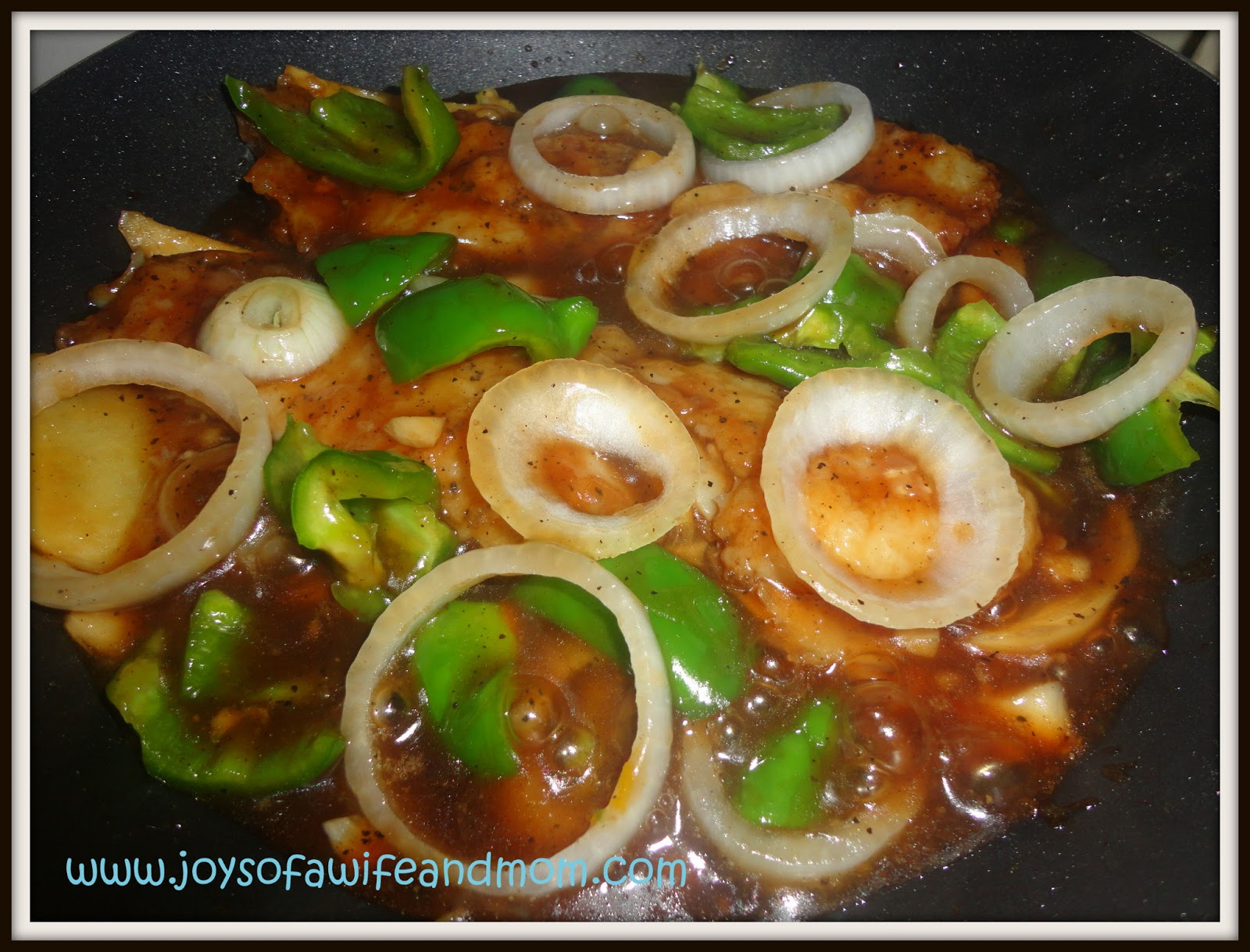 Pa-Cham: Fish Fillet With Oyster Sauce
