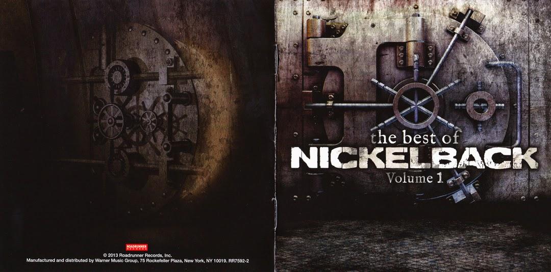 nickelback feed the machine tracklist