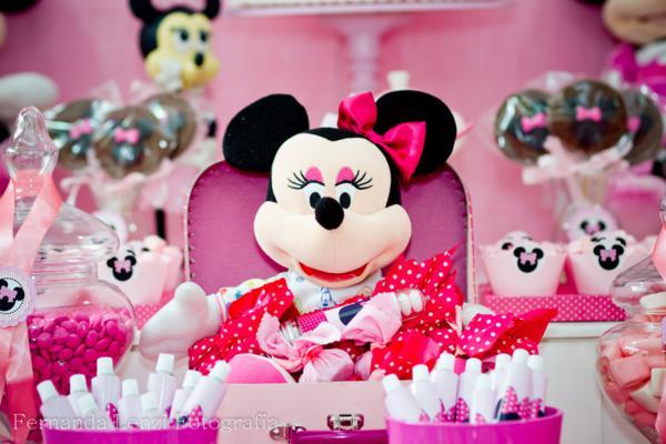 Cumpleaños tematica Minnie