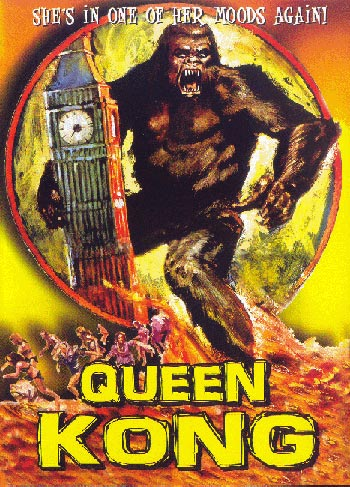 queen kong 1976 movie