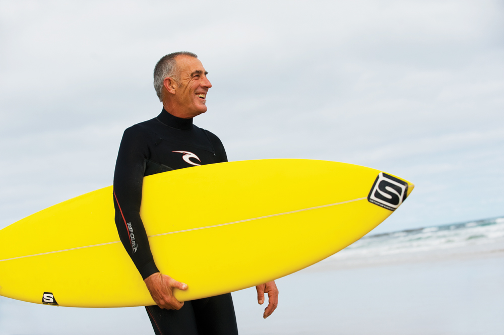 Mal Gregson Surf Coaching
