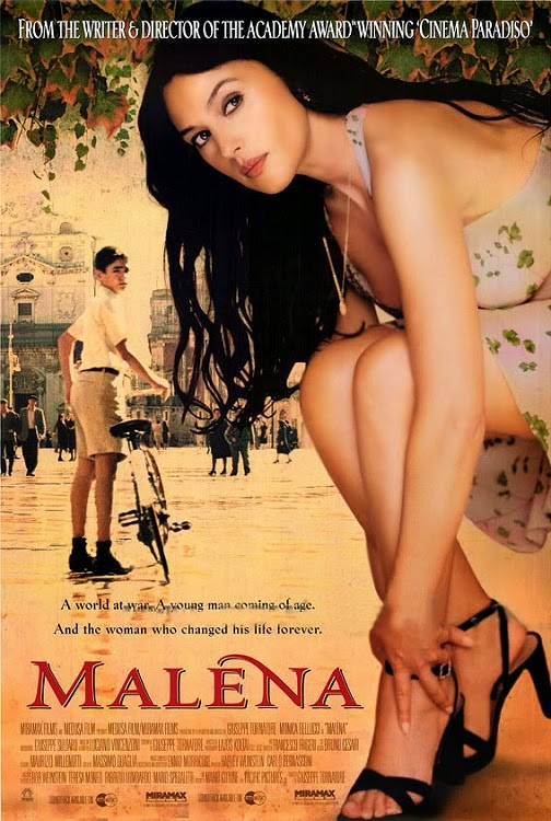 Mối Tình Đầu Của Tôi - Malena (2000)