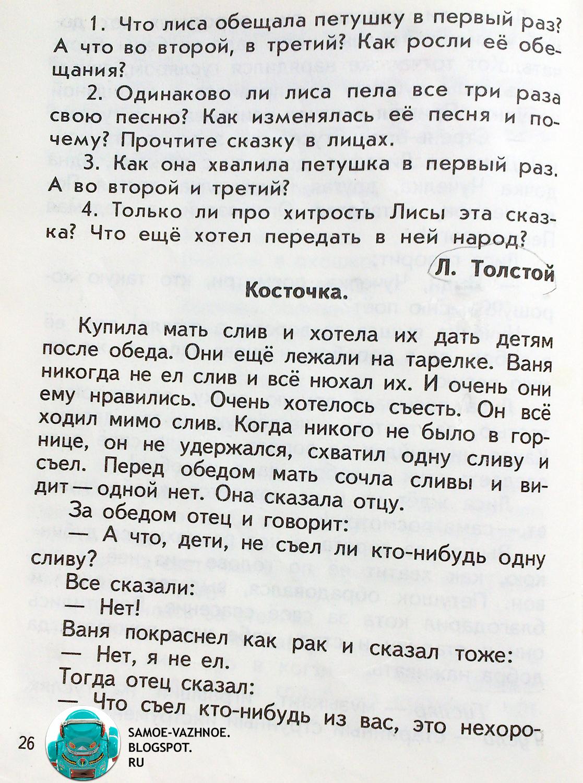Толстой Косточка