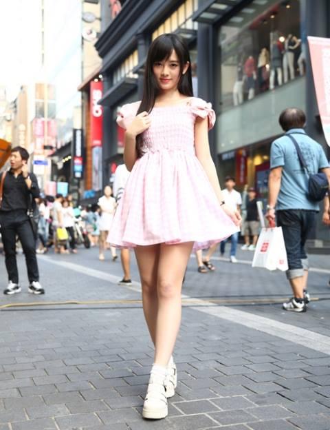 Sosok Ju Jingyi, Gadis Mungil Kecantikan Bak Bidadari