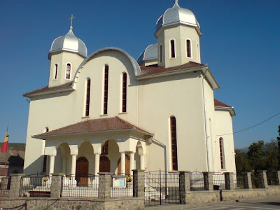 Catedrala ortodoxa  Covasna Voinesti
