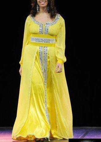 caftan haute couture 2012