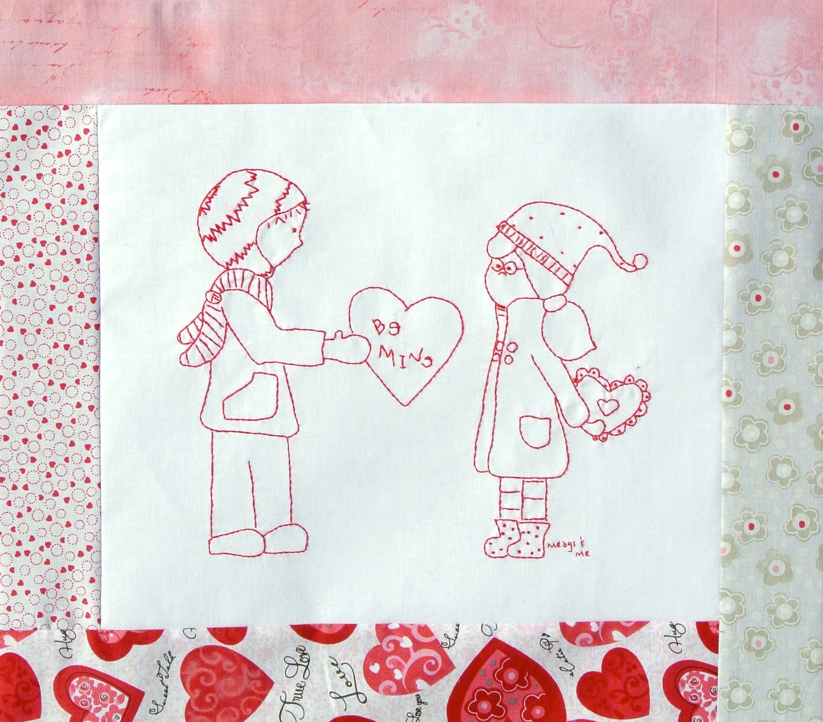 meags & me: Valentine s Day Quilt Patterns