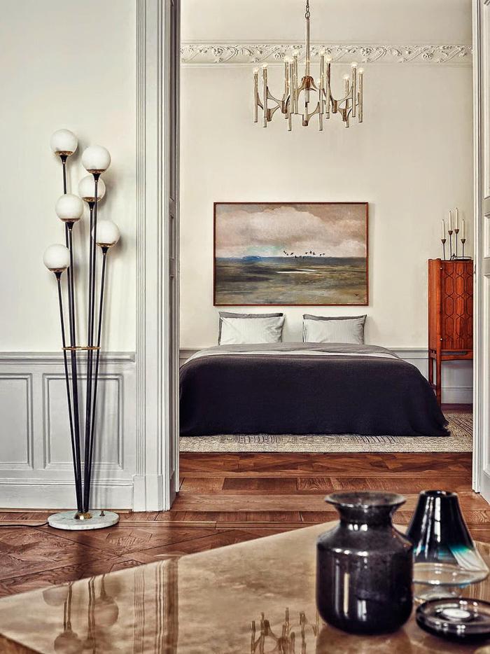 Decoración Estilo Nórdico apartamento sueco de la estilista Joanna Lavén Cocina