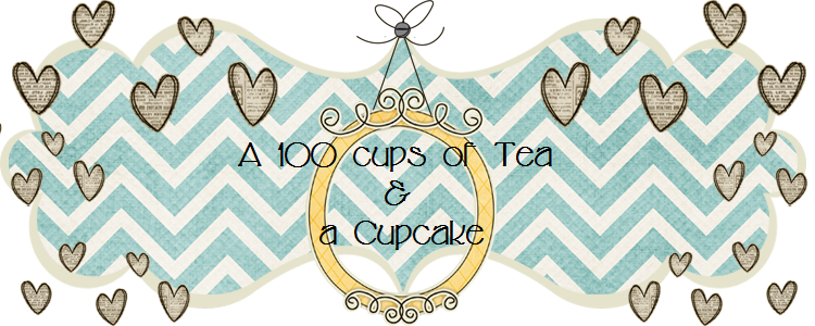 A Hundred cups of Tea & a Cupcake
