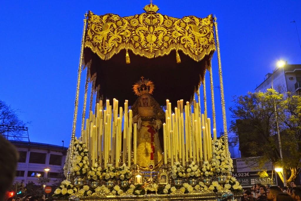 Virgen de la Medalla Milagrosa - Sevilla