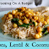 Cooking On A Budget - Chickpea & Lentil Coconut Dahl