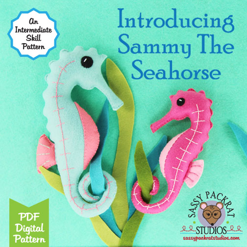 New Seahorse Pattern