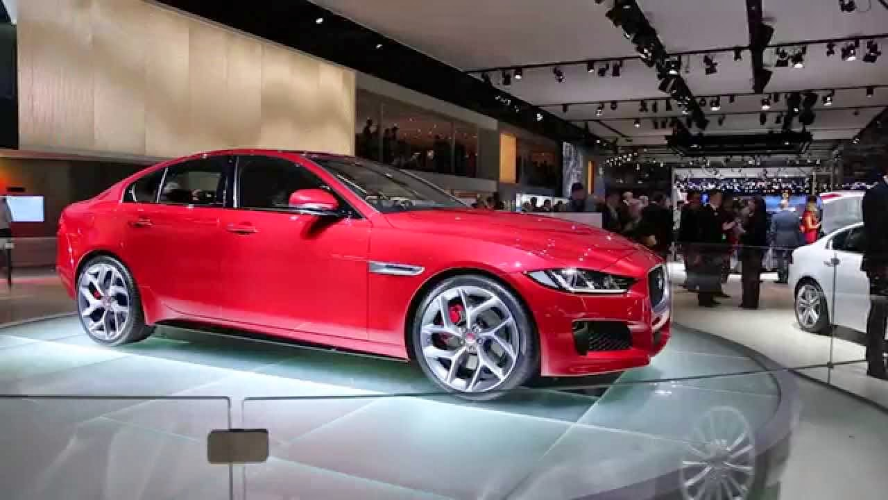 2017 Jaguar XE Release date and Price