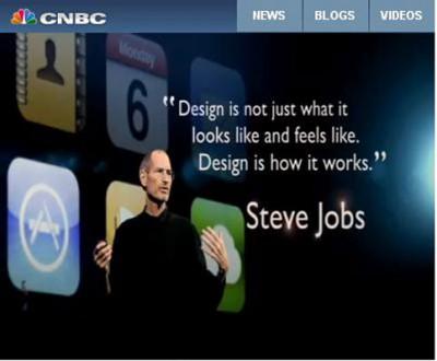 Steve Jobs Dinobatkan Sebagai Tokoh Revolusioner di Kurun Waktu 25 tahun