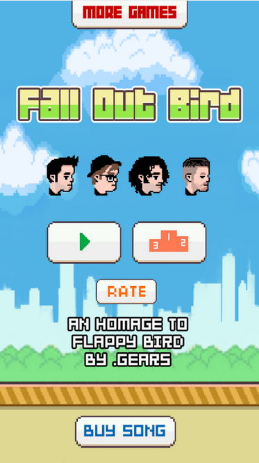 Fall Out Bird