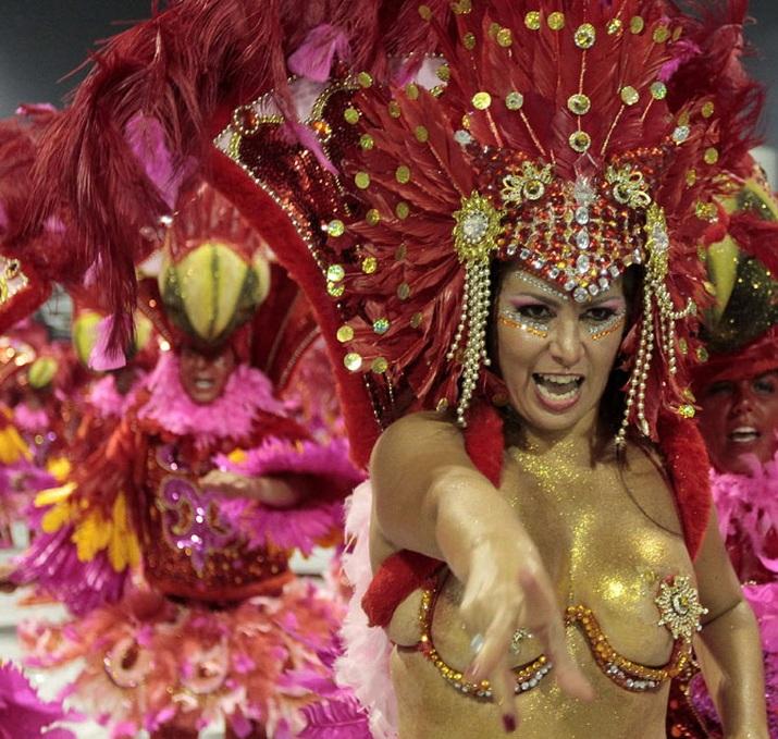 Rio de Janeiro Carnival 2012