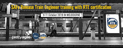 SAFe Release Train Engineer, 9-11 October