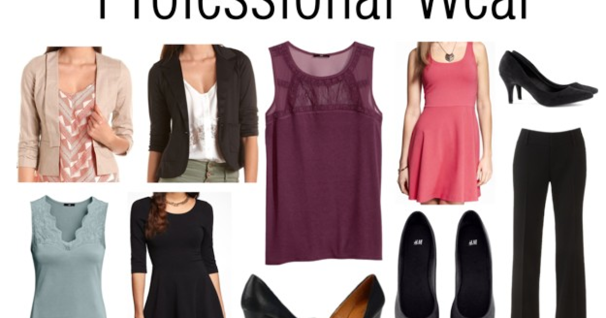 Style Major What To Wear To An Interview Internship Etc