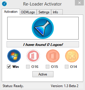 Re-loader Activator 1.3 screenshot